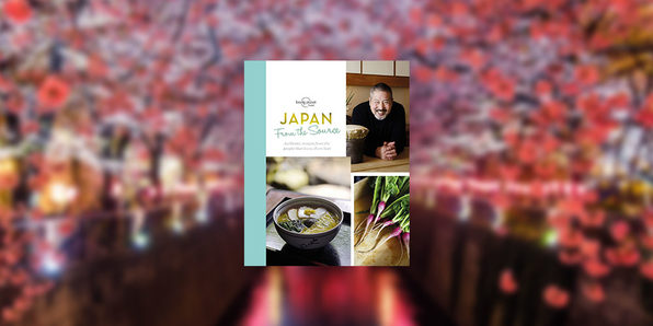 From The Source - Japan (Cookbook) - Product Image