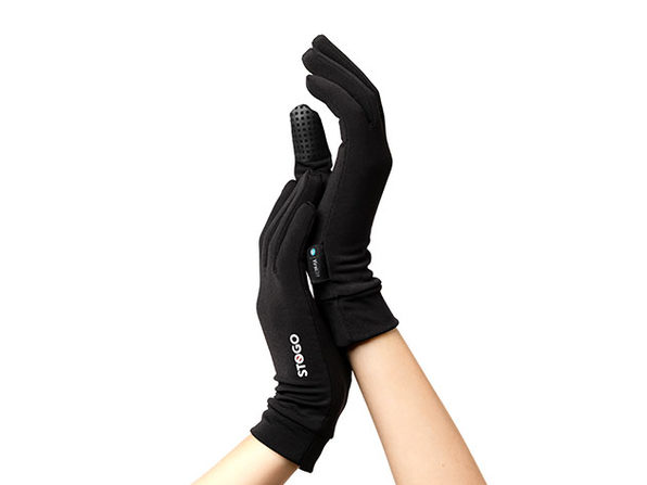 STOGO All-Day Antimicrobial Gloves (M/L, 2 Pairs)
