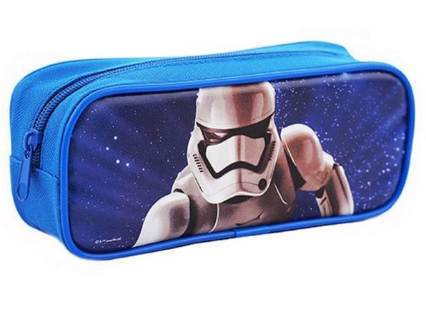 Pencil Case - Star Wars - Stormtrooper - Blue - Product Image