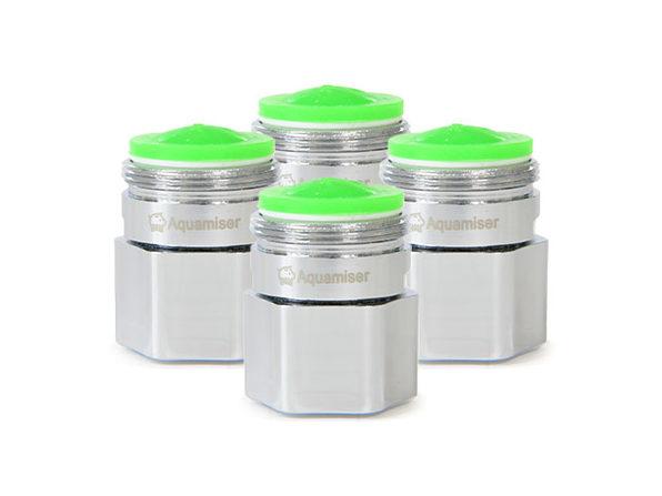 Aquamiser Water Saving Atomizer: 4-Pack