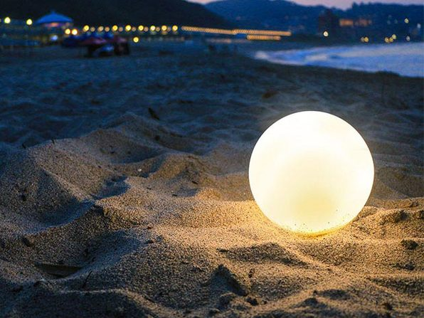 MOGICS Coconut: Portable Waterproof Light (2-Pack)