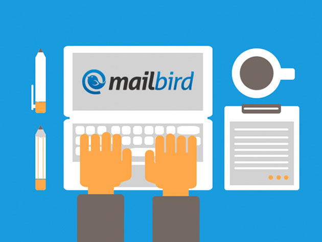 Mailbird Pro: Lifetime Plan - Discover the Easiest Way to Manage Your Email & Experience Your Life Falling Into Order