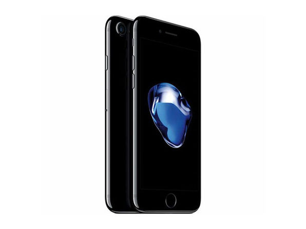 iPhone 7 Jet Black GSM Unlocked 256GB (Certified Refurbished)