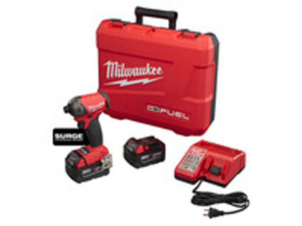"Milwaukee 2760-22 Hex Hydraulic Driver, 1/4"" - Product Image"