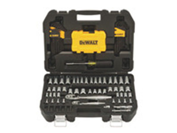 DEWALT DWMT73801 Drive Mechanics Tool Set, 108 Piece