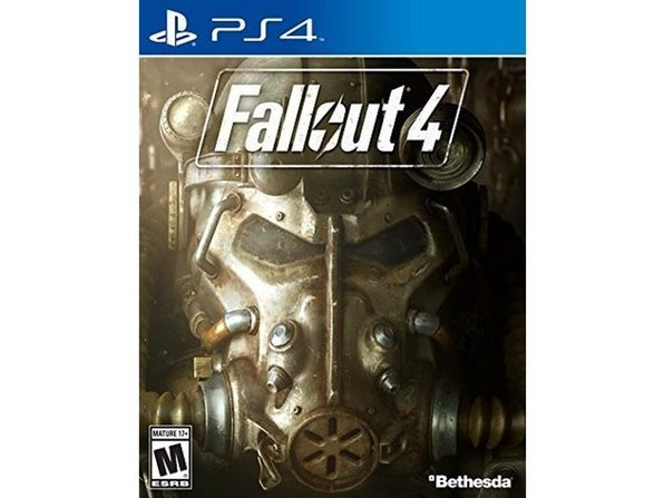 Fallout 4, Bethesda, PlayStation 4