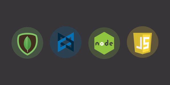 Full Stack JavaScript: Learn Backbone.js, Node.js & MongoDB - Product Image