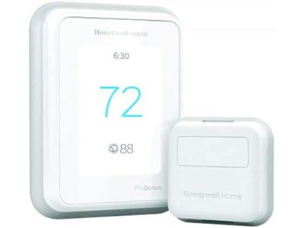 Honeywell THX321WFS2001W T10Pro Smart Programmable Thermostat with RedLINK-White (Like New, Damaged Retail Box) - Product Image