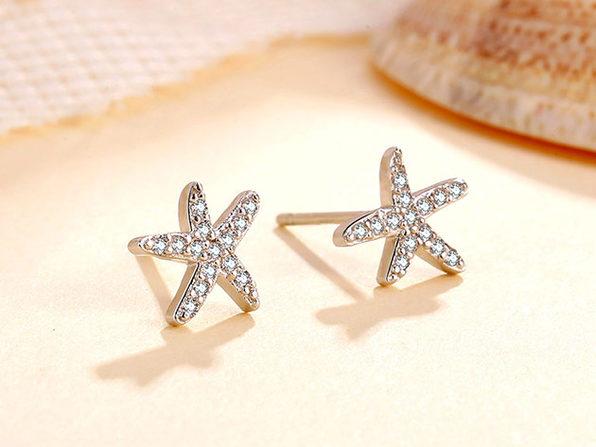 WonderSpark Starfish Earrings