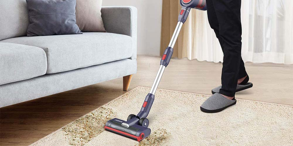 Jashen D18 250W Cordless Vacuum Cleaner