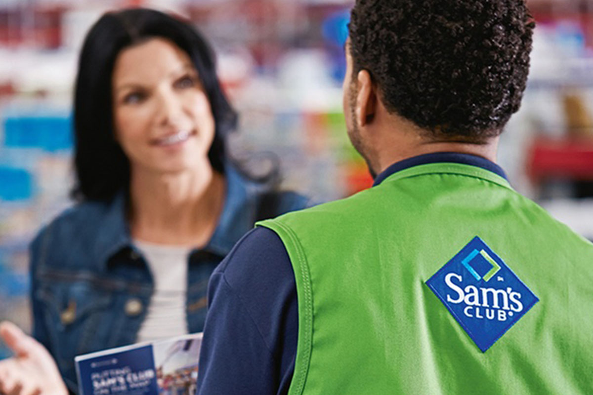 Sam's Club Membership + $45 eGiftcards, only $39.99 through 9/20—no promo code needed
