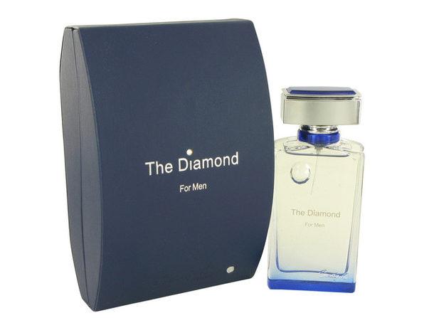 The Diamond by Cindy C. Eau De Parfum Spray 3.4 oz for Men (Package of 2) - Product Image
