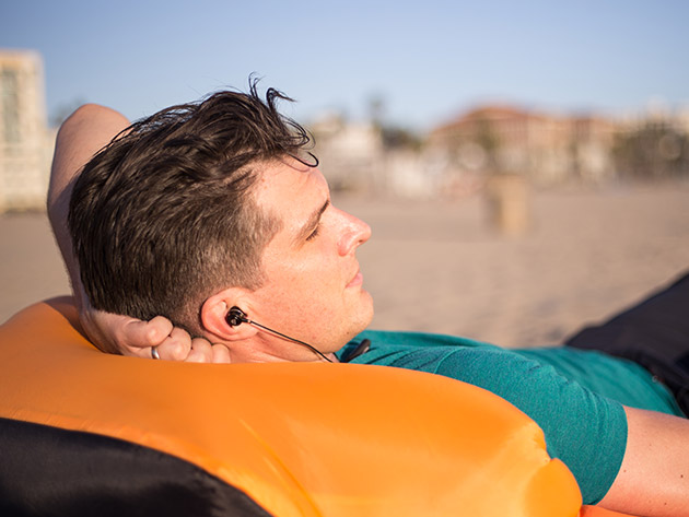 Listen to music, podcasts, or talk on the phone