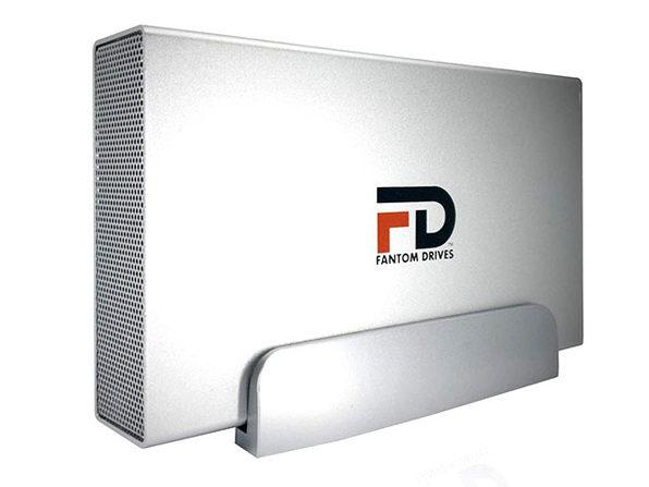 GForce 3 Professional 7200RPM USB 3.0 External HDD (Silver/10TB Pro)