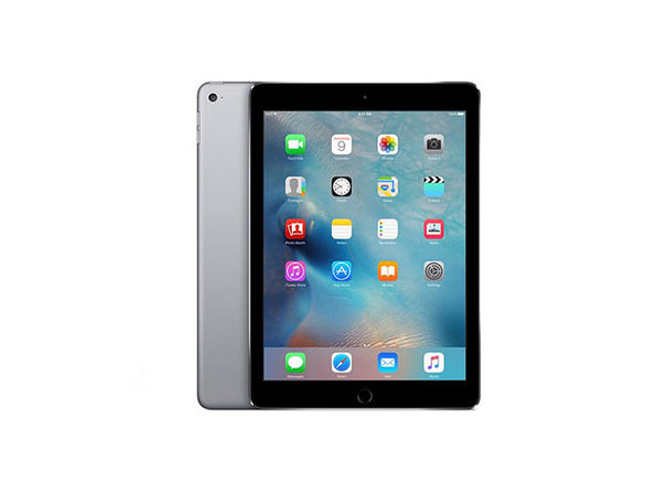 "Apple iPad 2 9.7"" 16GB - Black (Certified Refurbished)"