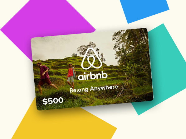 Giveaway airbnb primary image