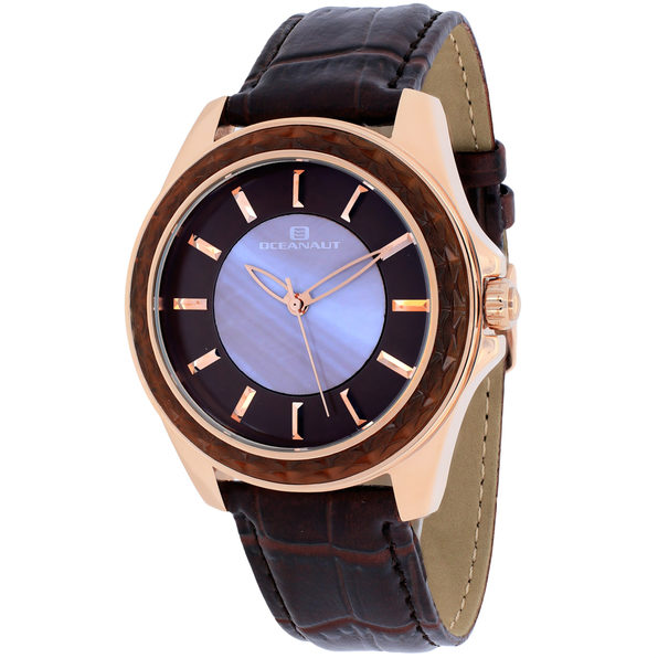 Oceanaut Women's Angel Purple MOP Dial Watch - OC1410 - Product Image