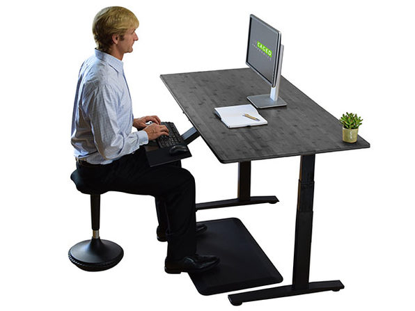 RiseUp Electrical Height Adjustable Standing Desk