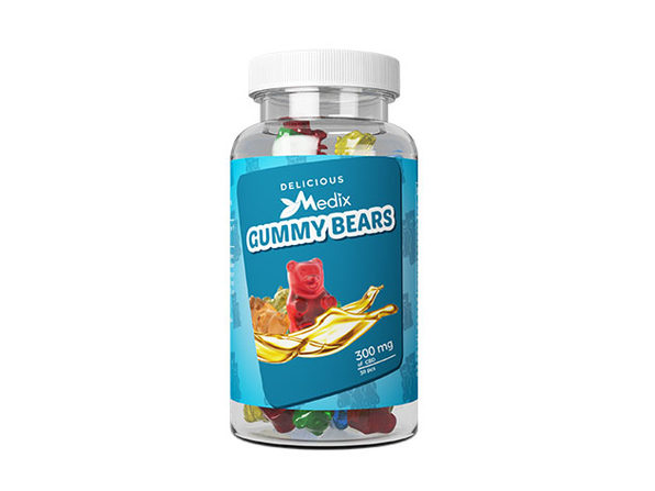 Medix CBD Gummies (300MG) | StackSocial