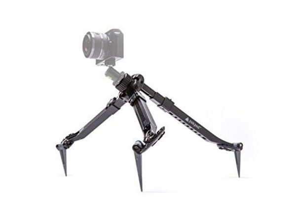 Pakpod Indoor/Outdoor Universal Professional Adventure Tripod w/Ninja Stakes