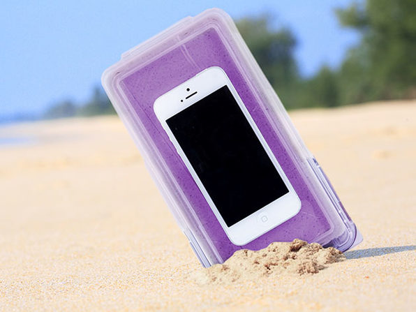 Smartphone 2-in-1 Shower Case
