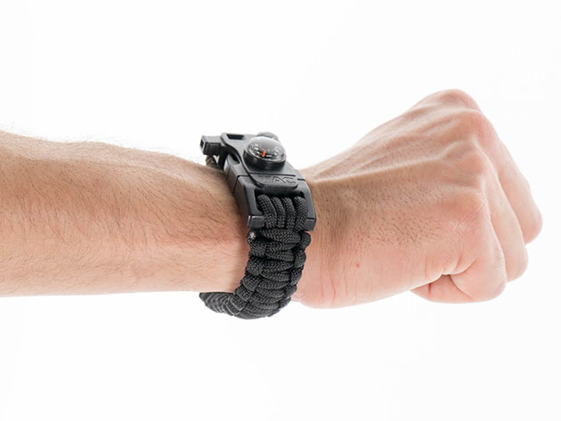 1TAC Paracord Survival Bracelet | DudeIWantThat Exclusives