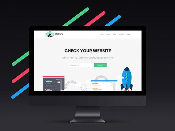 SiteGuru: 3-Yr Basic Subscription - Product Image