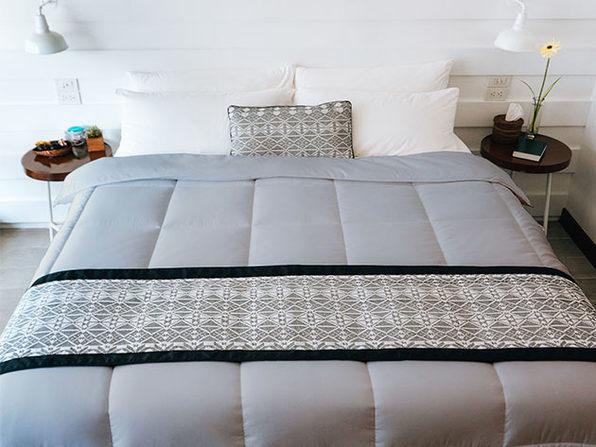 SöMN Kömforte Dual Zone Comforter (Gray)