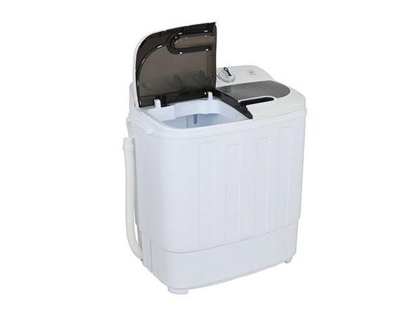 ZENY™ Twin Tub Washing Machine with Wash & Spin Cycle