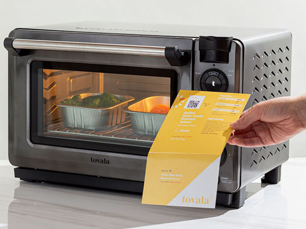 Tovala Smart Oven + Fresh Meal Delivery Voucher