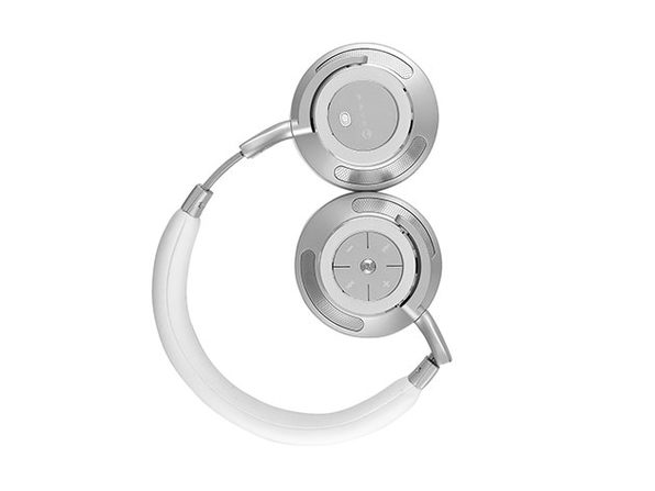 Paww WaveSound 3 Noise-Cancelling Bluetooth Headphones (White)