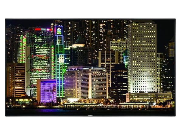"Christie Access Series 75"" 4K 3840x2160 Ultra HD DirectLit LED TV UHD751-P"