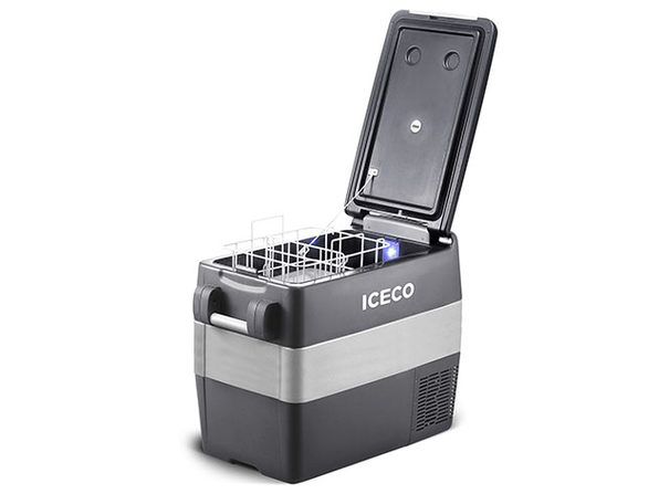 ICECO JP: 50L Portable Fridge Freezer with SECOP Compressor