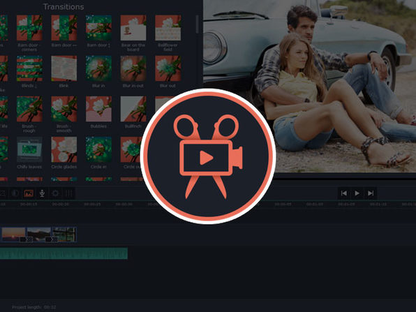 Movavi Video Editor 15 Plus For Mac: Standard License