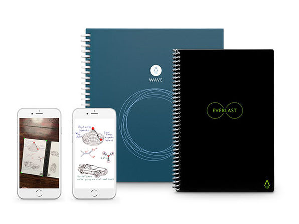 Rocketbook Wave Reusable Smart Notebook