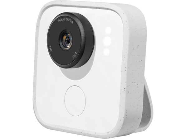 Google Clips Camera Unlimited Storage with Google Pixel Short Motion Photos