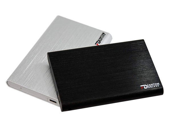 Fantom Drives G-Force 3.1 2TB Portable SSHD