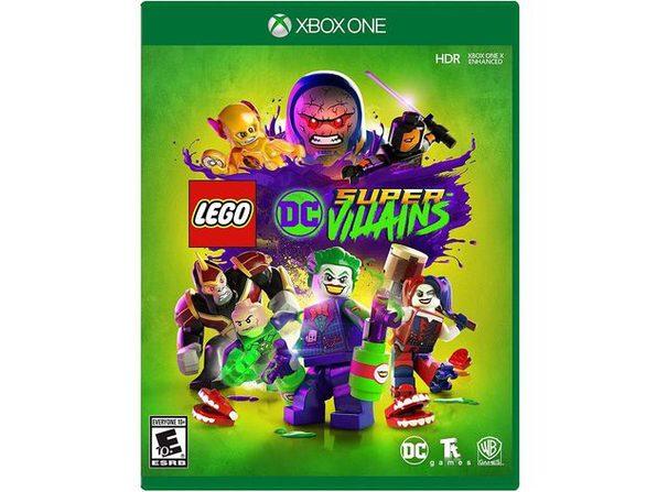 LEGO DC Super Villains, Xbox One
