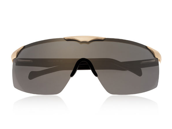Shore Sunglasses, Black Multi-Lens