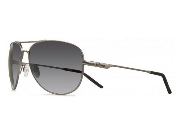 Revo RE 3087 300 GY Windspeed Polarized Sunglasses, Lead - Gray