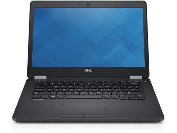 "Dell Latitude E5470 14"" Laptop, 2.6GHz Intel i5 Dual Core Gen 6, 8GB RAM, 256GB SSD, Windows 10 Professional 64 Bit (Renewed)"