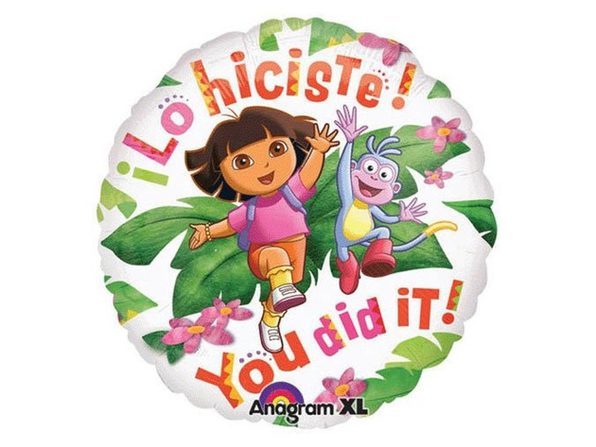 """18"""" Dora You Did It - Product Image"""