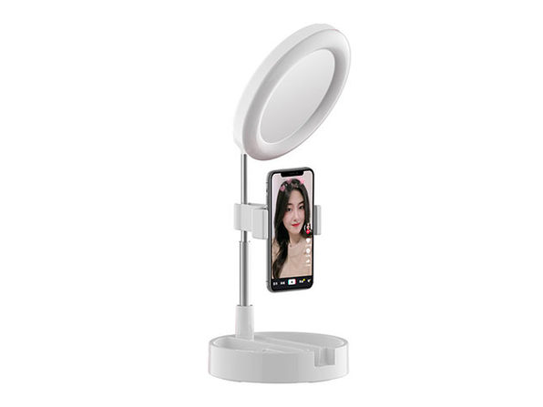 LED Selfie Mirror (White/2-Pack)