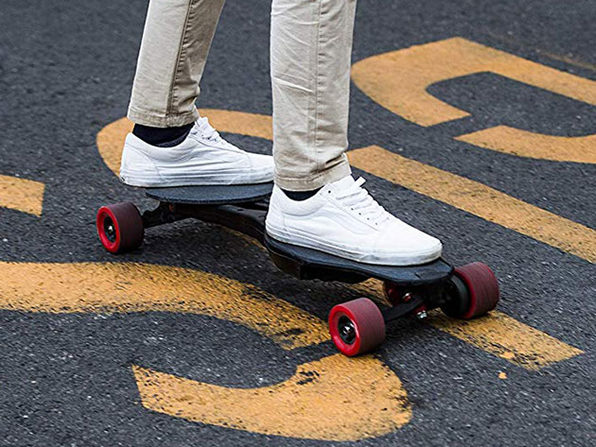 Linky: The Foldable Electric Longboard