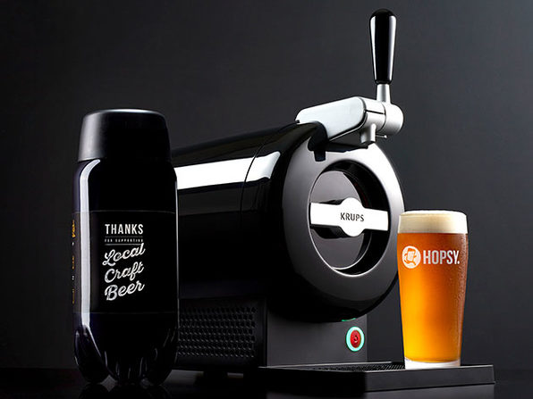 SUB® Home Beer Draft System