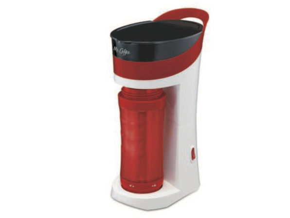 Mr. Coffee BVMC-MLRD Pour Brew Go Personal Coffee Maker - Product Image