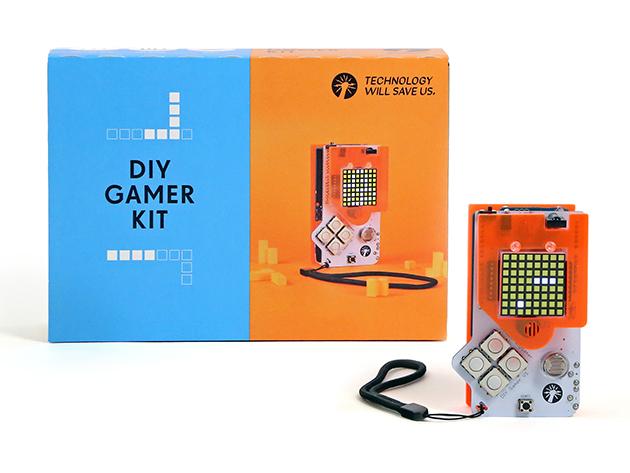 Diy arduino game console kit stacksocial solutioingenieria Images