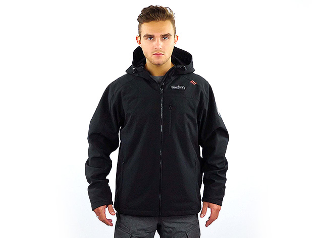 Get the Heated Performance Soft Shell Jacket (Small) for $186.99 (Reg. $250) with promo code SAVE15NOV