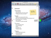 NoteBook 4  - Product Image
