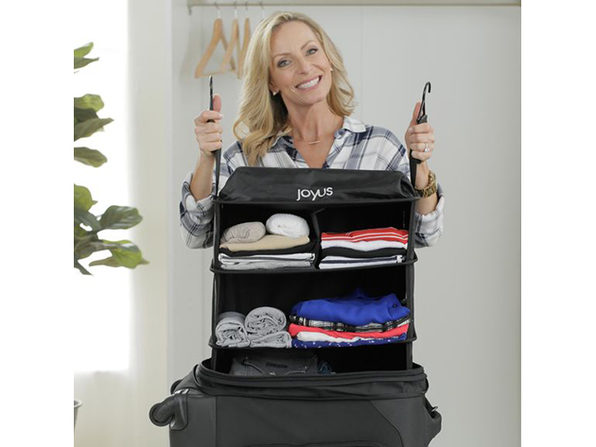 Joyus Exclusive Luggage Shelf Joyus